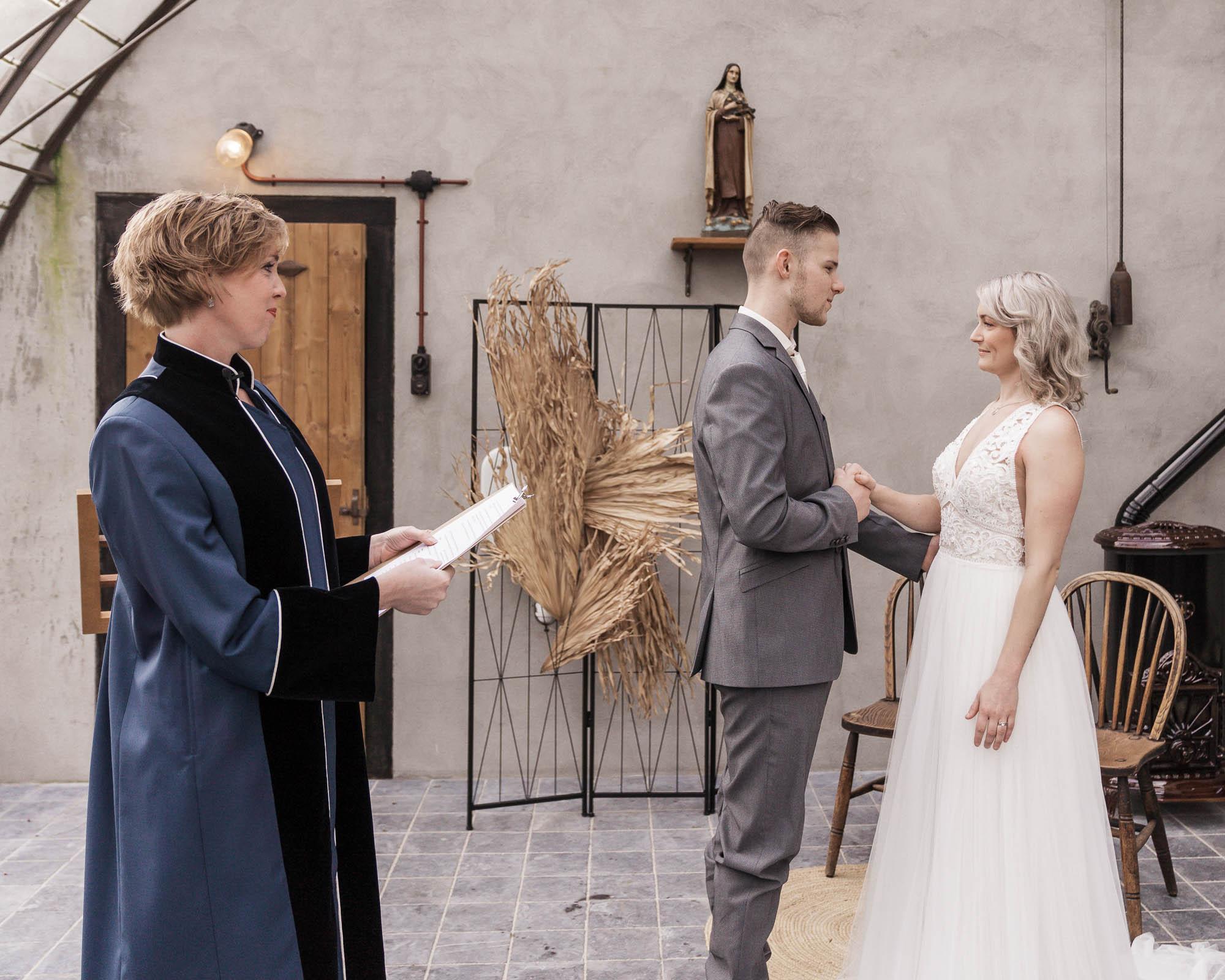 Wie ben ik | Ceremonie vol Liefde
