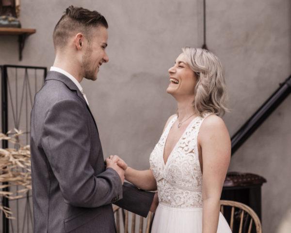 Het ja-woord   Ceremonie vol Liefde