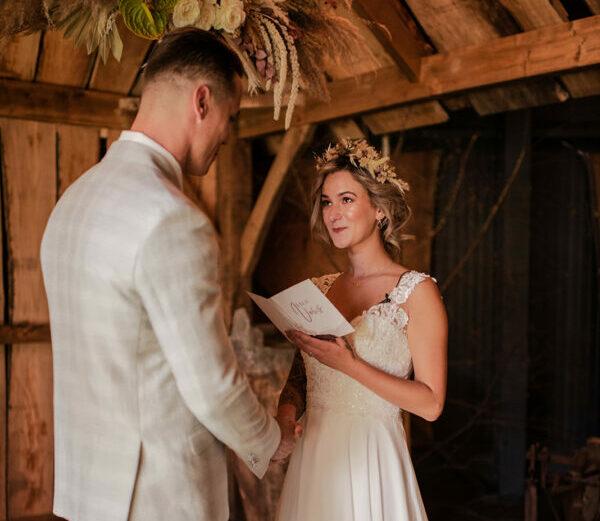 7 tips voor het schrijven van jullie trouwgelofte