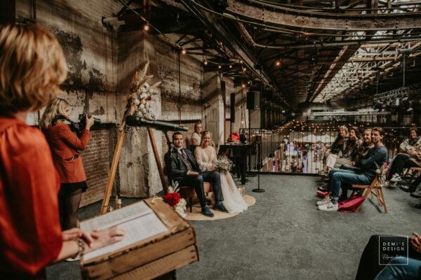 Trouwbeleving | Jessica van Strien | Ceremonie vol Liefde